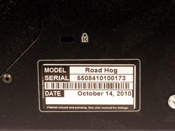 Road hog 3