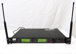 Shure UHFR UR4D System Q5