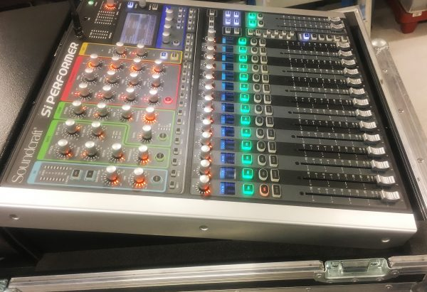 Soundcraft Si Performer 1 used for sale