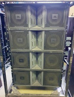 used jbl vertec 4888 for sale